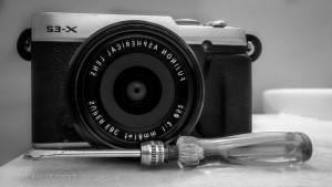 Fuji XF 18mm F2